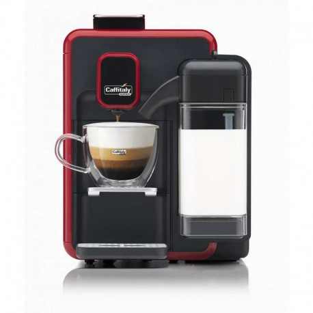 BIANCA S22 RED-BLACK CAFFITALY