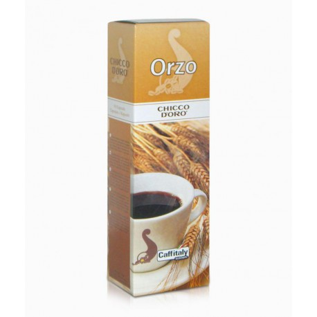 BOX 10 CPS CAFFITALY CHICCO D\'ORO ORZO
