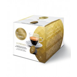 BOX 16 CPS CAFFITALY COMPATIBILE NESCAFE' DOLCE GUSTO SUPREMO